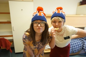 Tourists Extraordinaire - Hip Hats and Jammie Dodgers