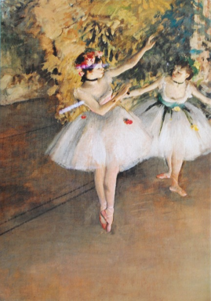 My Favorite Ballet Picture of Edgar Degas