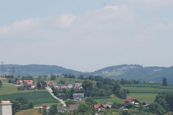 Austrian Hillside.