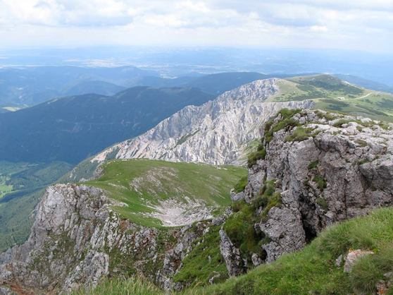 Schneeberg, Alps