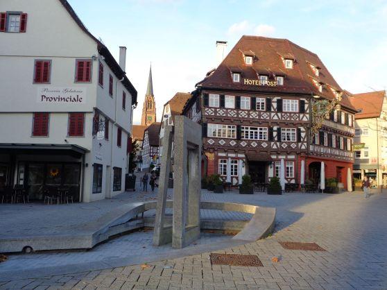 in Tubingen