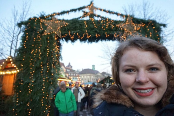 Christmas market and Sis G