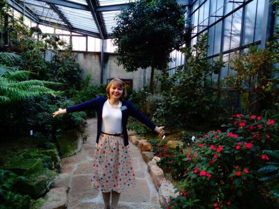 Tübingen greenhouse