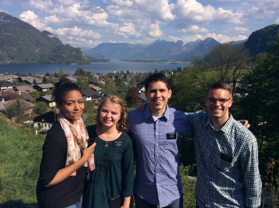 Salzburg missionaries